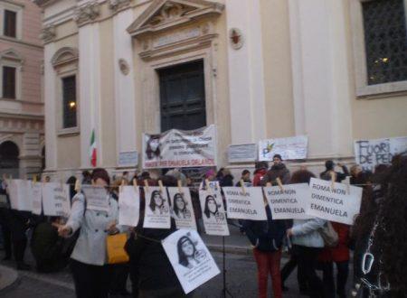 Incontro per Emanuela Orlandi a Piazza Sant'Apollinare