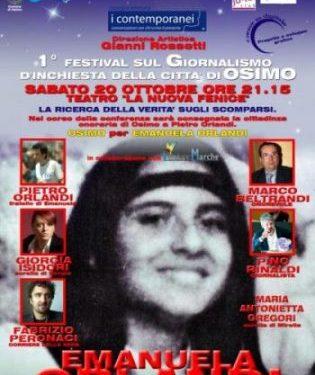 Festival del giornalismo d'inchiesta a Osimo