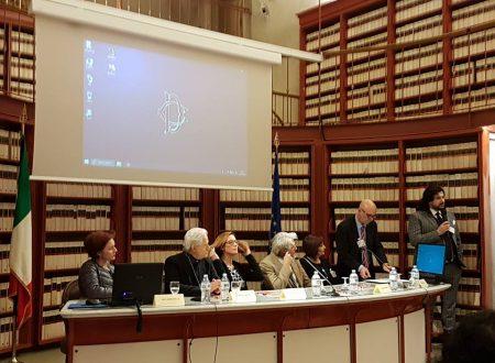 """Pietro Orlandi premiato nel corso della manifestazione per le """"Eccellenze Coraggio e Sociale 2016"""""""