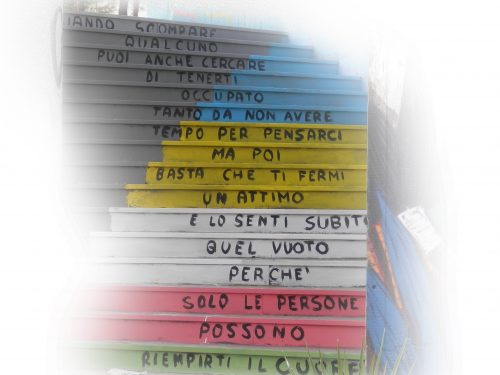 Un murale per gli scomparsi. Mirella Gregori ed Emanuela Orlandi simboli