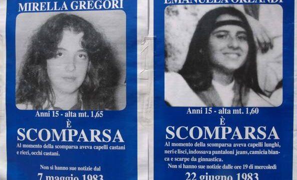 Mirella Gregori-Emanuela Orlandi: La storia.