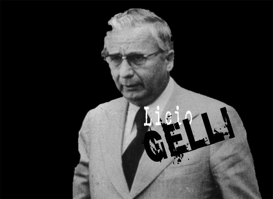 Licio Gelli