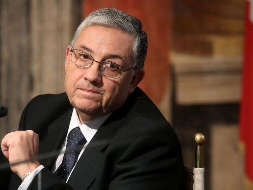 Pignatone presidente del Tribunale Vaticano
