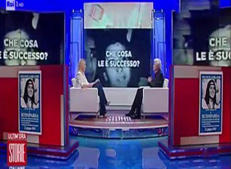 """Intervista a Pietro Orlandi su """"Storie Italiane"""""""